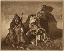 Héliogravure Lehnert et Landrock Afrique du Nord Vers 1920