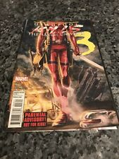 Deadpool KILLS THE MARVEL UNIVERSE #3 FIRDT PRINT LOW  GRADE