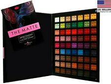 Italia Deluxe 63 Matte Colors Artist Fantasy Eye Shadow Palette *Authentic* New