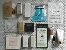 Luxus Beautypaket Marbert Kosmetik Gesichtspflege Sisley Proben Parfum Proben