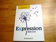 Expression by Brenda Collins complete guide to Leaving Cert English Paper 1 NEW