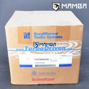 OEM Genuine Turbocharger Borg Warner K27 5379886206 / Mercedes Benz 87~02 OM422A