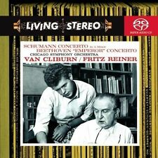Concerto SACD CDs and DVDs