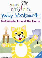 Baby Einstein - Baby Wordsworth, First Words (DVD, New / Sealed) Disney