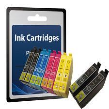 10 Ink Cartridge For Epson Stylus S22 SX125 SX130 SX425W SX445W BX305FW Printer