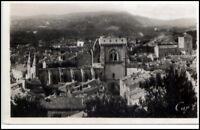 CPA France 1940/50 Villeneuve-les-Avignon Rhone Eglise alte Postkarte