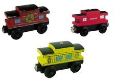 Holiday Sodor Caboose 3 Pk - Thomas Wooden Railway Train Engine Christmas - NEW