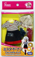 Takara Tomy Licca Doll Mister Donut Shop Assistant Outfit (826262)