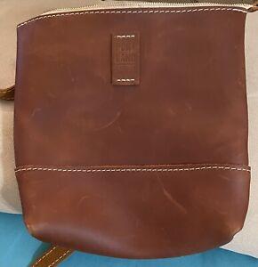Portland Leather Festival Bag EUC