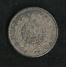 Quart Franc Louis Philippe 1837 A TTB