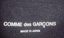 COMME Des GARCONS Lace Edge Luxury Long Socks - Small