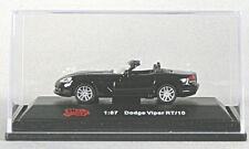 Dodge Viper Rt/10 Black - New Ho Die Cast by Malibu International