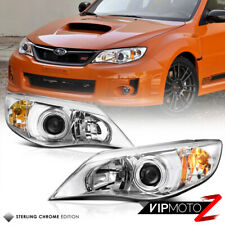 08-11 Subaru Impreza WRX Sedan Wagon Left Right Replacement Headlights Assembly
