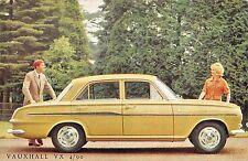 B99513 vauxhall vx 4-90 car voiture couple