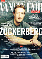 October Vanity Fair Monthly Magazines in English