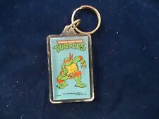 Teenage Mutant Ninja Turtles Classic Cartoon Raphael Keychain TMNT 1980s Raph