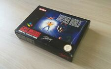 Another World _ PAL ESP _ supernintendo _ full _ SNES _ 100% Original