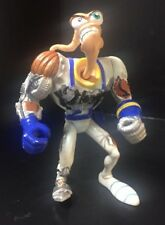 1995 Playmates Earthworm Jim  Super Nintendo SNES Game Toy Action Figure