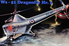 AMP 1/48 Westland WS-51 Dragonfly Hr.3 # 48004