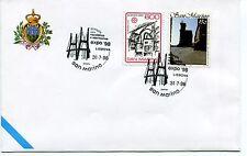 1998-07-31 San Marino Lisbona giornata repubblica s.marino expo ANNULLO SPECIALE