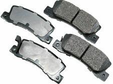 Fits 1999-2003 Lexus RX300 Brake Pad Set Rear Akebono 84667ZC 2000 2002 2001