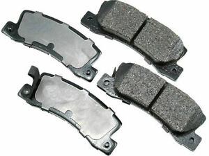 Fits 1999-2003 Lexus RX300 Brake Pad Set Rear Akebono 84667ZC 2000 2002 2001