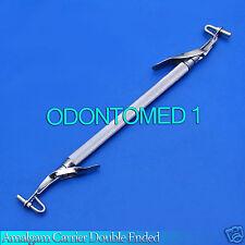 AMALGAM CARRIER Double Ended Large 2.8mm / Regular 2mm