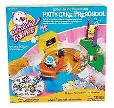 Zhu Zhu Pets Babies Patty Cake Preschool Playset Toy