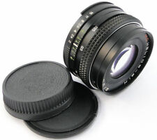 SERVICED MC HELIOS-81N H 50mm f/2 Russian USSR for Nikon F Mount Camera