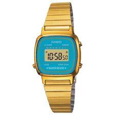 Casio Stainless Steel Band Digital Wristwatches