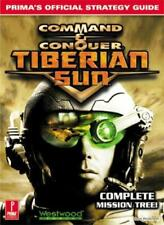 Command & Conquer: Tiberian Sun: Prima's Official Strategy Guide .086874518568