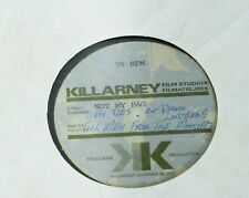 "BBC The Men from the Ministry - Killarney Film Studios 78 RPM  12"" Vinyl 1-Sided"