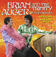 BRIAN AUGER & TRINITY New Sealed 2018 UNRELEASED LIVE 1968 CONCERTS CD