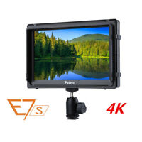 "Eyoyo 7"" inch Ultra HD 4K LCD Video Field Monitor Display Screen For DSLR Camera"