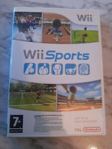 Wii SPORTS GAME 2006 NINTENDO GOOD CONDITION WORKING