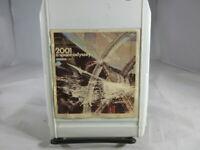 2001 A SPACE ODDYSSEY SOUNDTRACK RARE 4 TRACK TAPE UNTESTED ITC