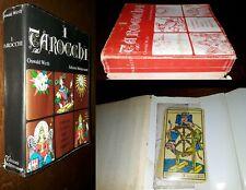 I Tarocchi, Oswald Wirth, Edizioni Mediterranee 1997. Con carte.