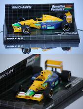 Minichamps F1 Benetton Ford B191B 1992 M. Schumacher 1/43 400920119