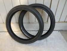 MONTY TRIALS TIRES BLACK 20 X 2.0 bmx freestyle bicycle