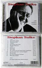 STEPHAN SULKE ...ich mach´s wieder .. CD + Hörbuch