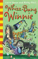 Whizz-Bang Winnie (Winnie the Witch) by Laura Owen, Acceptable Used Book (Paperb