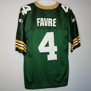 Vintage 90s Starter Mens 52/XL NFL Green Bay Packers Brett Favre Jersey 1995