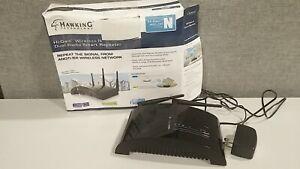 Hawking Hi-Gain 300 Mbps 4-Port 10/100 Wireless N Router (HW2R1)