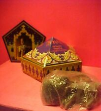 World of Harry Potter Chocolate Frog in Box with Gilderoy Lockhart card 2017