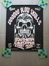 VOODOO GLOW SKULLS Southern California Street Music Promo POSTER VINTAGE RARE