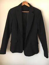 F&F Size 10 Lined Polyester Black Jacket <T12970