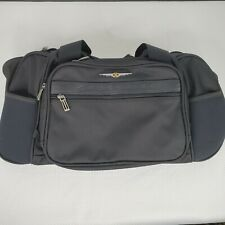 Chrysler Crossfire Luggage Duffel Carry On Bag Black New