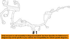 Dodge CHRYSLER OEM Grand Caravan-Engine Control Module Wiring Harness 68236867AH