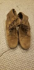 Altama Army Combat Boot Hot Weather Size 10.5 R Coyote U13