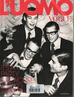 L'uomo Vogue Italian February 1995 Abiti Giorgio Armani Bruce Weber 102219AME